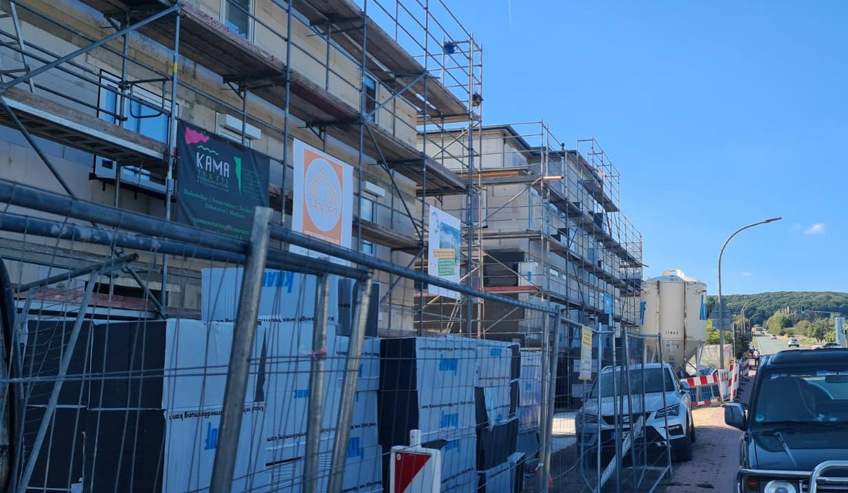 """Immobilien-Projekt """"Alte Wache Usingen"""" steht vor der Fertigstellung"""